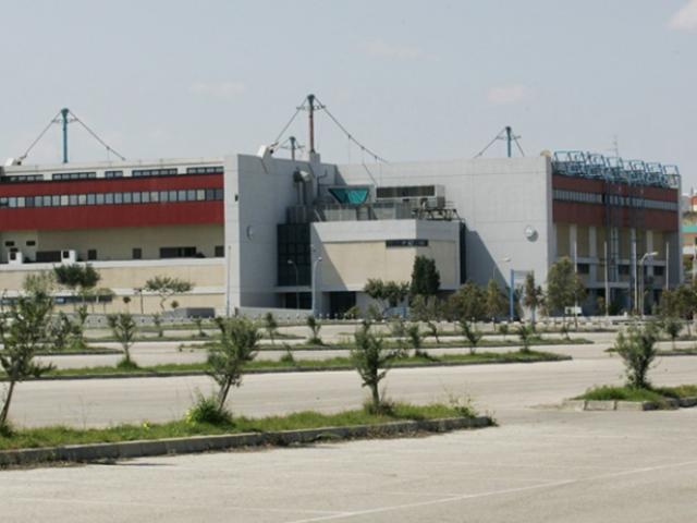 Κλειστό Γυμναστήριο Τάσσος Παπαδόπουλος – Ελευθερία